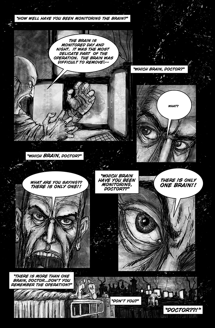 """The Connection"" page 3"