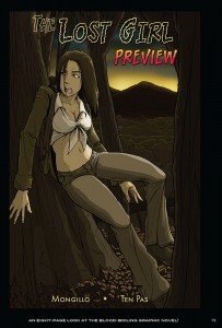 """The Lost Girl"" Preview by Michael Mongillo & Rob Ten Pas"