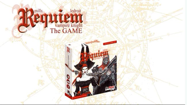 Requiem tabletop game