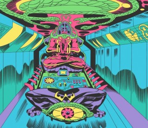 Jack Kirby Lord of Light