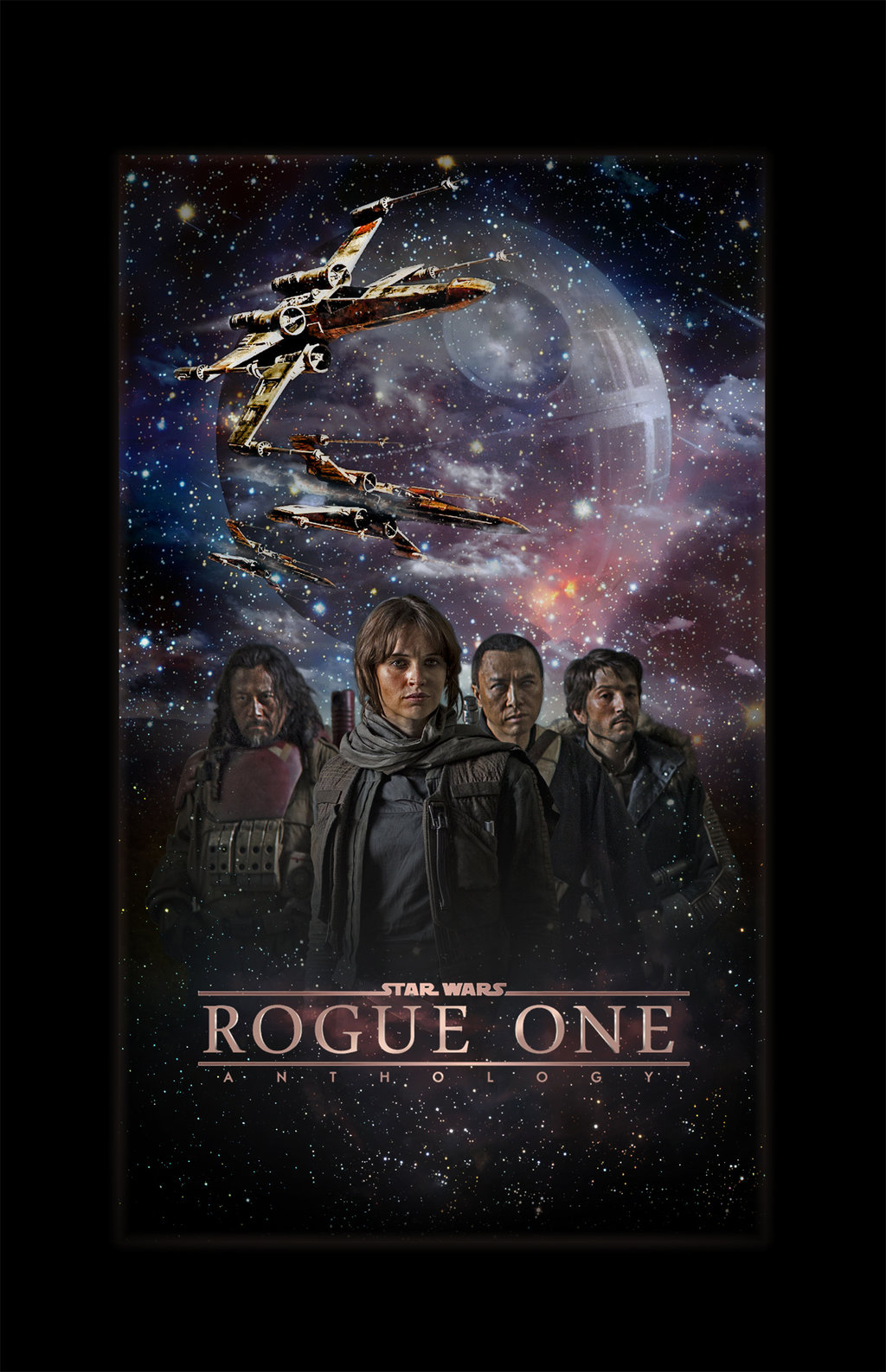 20 Speculative Star Wars Rogue One Posters Heavy Metal