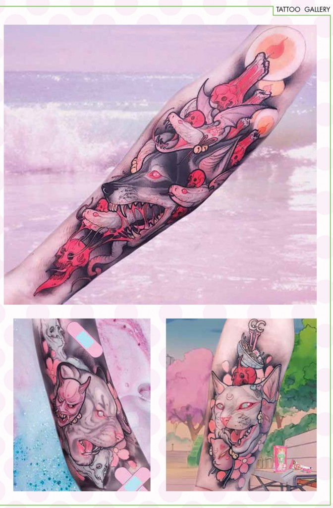 TATTOO GALLERY - BRANDO CHIESA