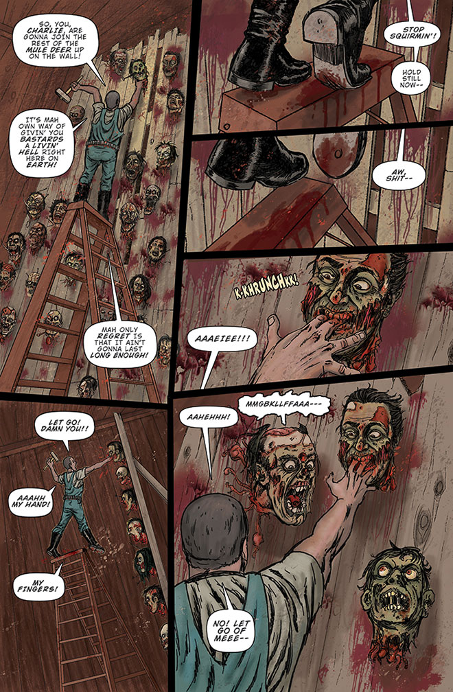 Beheaded page 8
