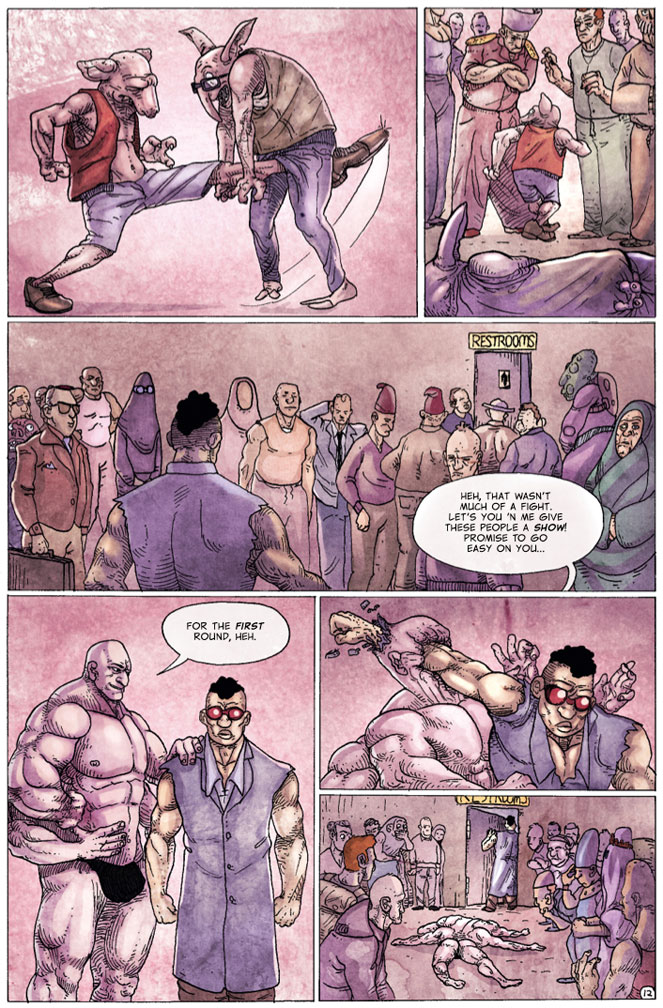 Dr. Muscles 12