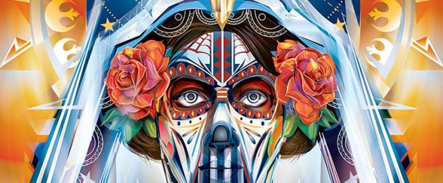 Star Wars Day of the Dead