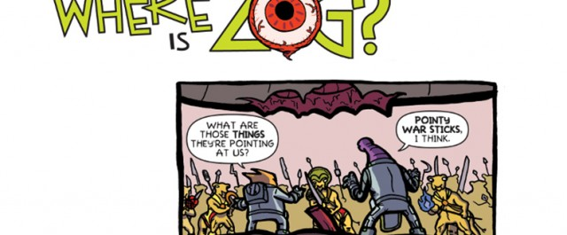 Where is Zog by Jeff Martin