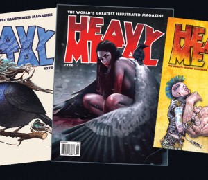Heavy Metal 279