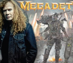 Mustaine on Megadeth Death by Design