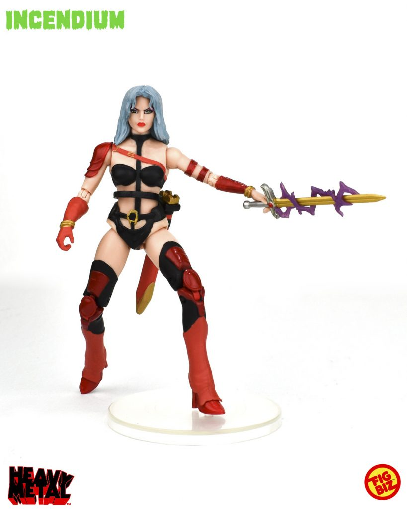 Taarna action figure