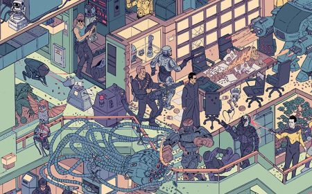 LAurie Greasley The Raid Hero Complex